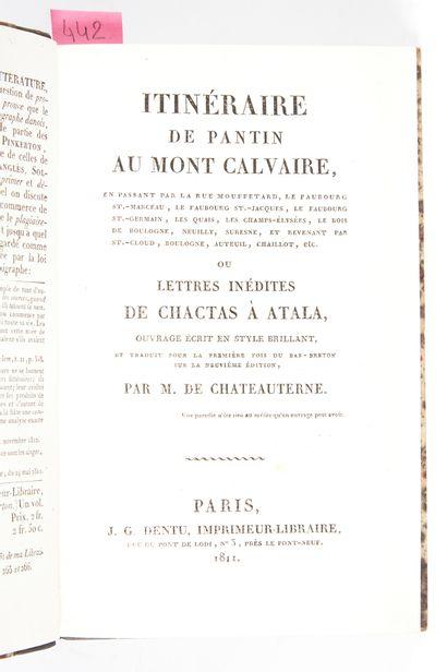 PÉRIN, René (pseud. Biborium, de Châteauterne, René).