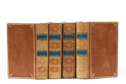 [BREVIAIRE]. Breviarium bituricense, illustrissimi...