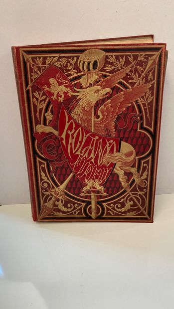 [G. DORE] - ARIOSTE: Roland furieux. Hachette...