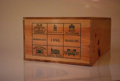 Une caisse de Prestige Bordeaux primeurs...