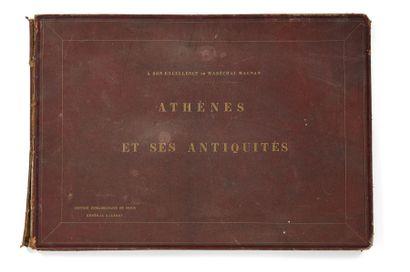 Photographies, ca 1860 - Grèce. Album contenant...