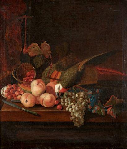 Attribué à Jacob BOGDANY (1660 - 1724)