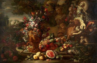 Nicolas CASISSA (? - Naples, 1731)