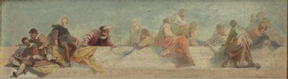 Attribué à Paul BAUDRY (1828 - 1886)
