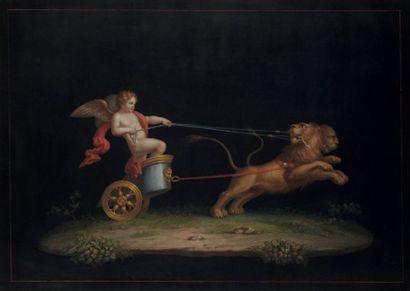 Michelangelo MAESTRI (actif à Rome, mort vers 1812)