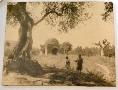 Photo ancienne orientale de R. Prouho