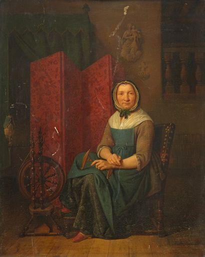 Attribué à Célestin FRANCOIS (1787 - 1846)...