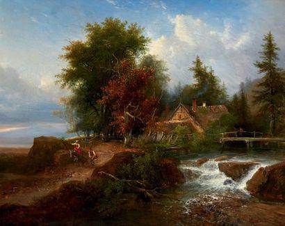 Louis Etienne WATELET (1780-1866)
