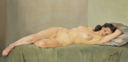 Yves Diey (1892-1984)