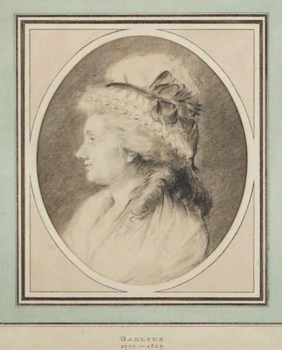 Attribué à DANLOUX (1753-1809)
