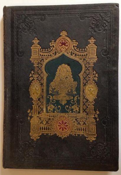 Ensemble de livres anciens comprenant : -...