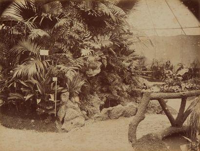 Souvenir de l'Exposition de Sceaux 1886,...