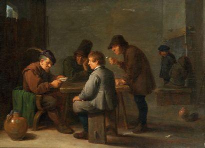 David TENIERS le Jeune (Anvers 1610-1690 Bruxelles)
