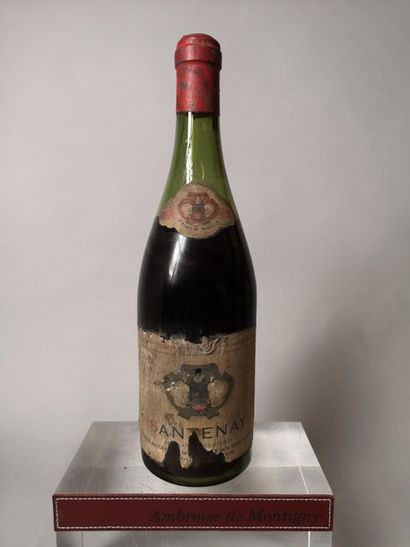1 bouteille SANTENAY - Réserve de la cave...