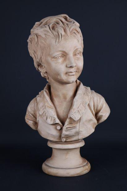 Jean Antoine HOUDON (1741-1828), d'après....