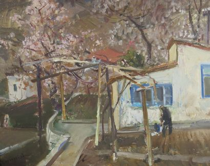Alexey Tarasovich BESPERSTOV (1923-2001)....