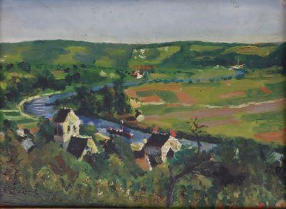 Jean Albert GRAND-CARTERET (1903-1954).  Le...