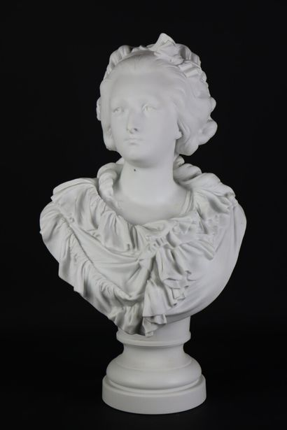 Albert-Ernest DE CARRIER BELLEUSE (1824-1887)...