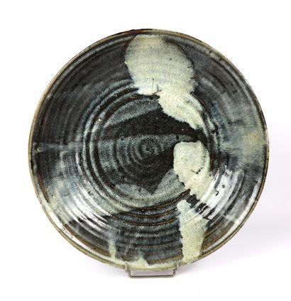 Raoul FAVRETTO.  Coupe creuse circulaire...