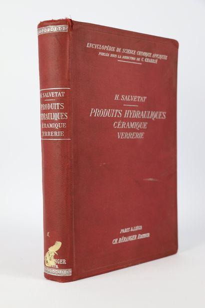 H. SALVETAT.  Produits hydrauliques, céramique,...
