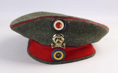 Mütze du 92ème régiment d'infanterie de Brunswick....