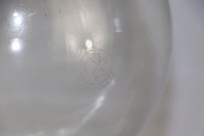 MEDECINE - PHARMACIE.  Appareil de KIPP en verre.  H_71.5 cm
