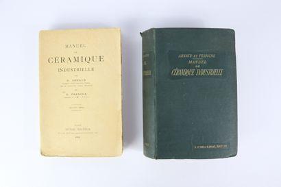 D. ARNAUD & G.FRANCHE.  Manuel de céramique...