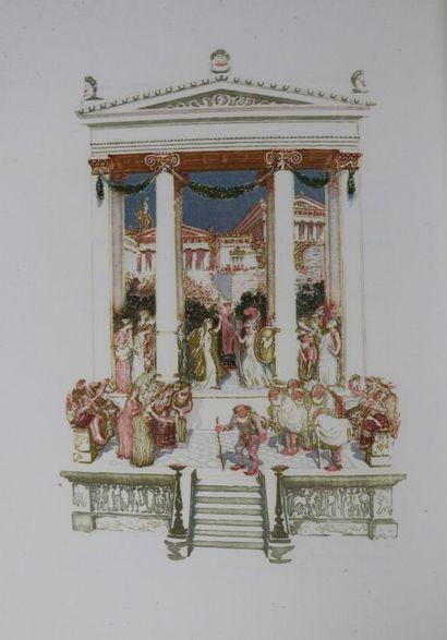 ARISTOPHANE. Lysistrate.  Paris. Auguste...