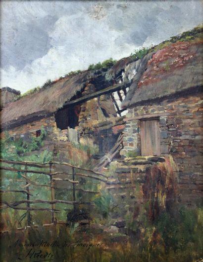 Ecole nivernaise de la fin du XIXème siècle....