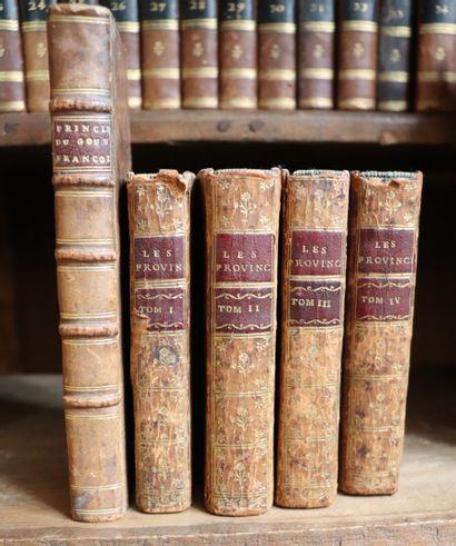 Blaise Pascal.  Les Provinciales ou Lettres...