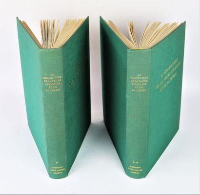 [CHASSE] Le grand livre de la faune africaine...