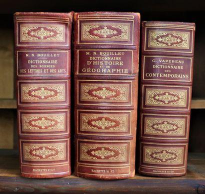 [DICTIONNAIRES]  Vapereau, dictionnaire des...