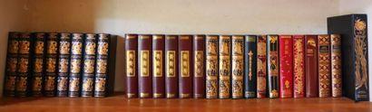 Important ensemble d'ouvrages des éditions...