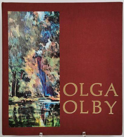 Jacques DUBOIS.  OLGA OLBY.  Catalogue raisonné....