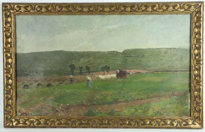 Paul-Louis MARTIN DES AMOIGNES (1850-1925)....