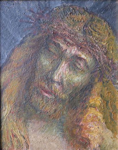 Arduino COLATO (1880-1954).  Christ à la...