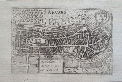 NEVERS.  Noviodunum in ducatus nivernie....