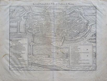 François de BELLEFOREST (1530-1583).  Le...