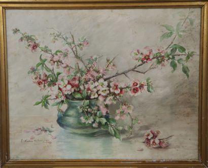 Elisabeth MARTIN DES AMOIGNES (1858-1936)....