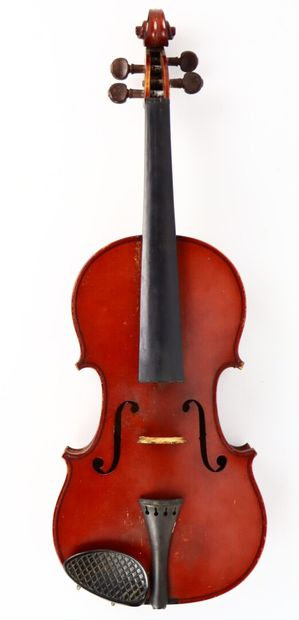 Violon de Gustave BERNARDEL fait à Paris...