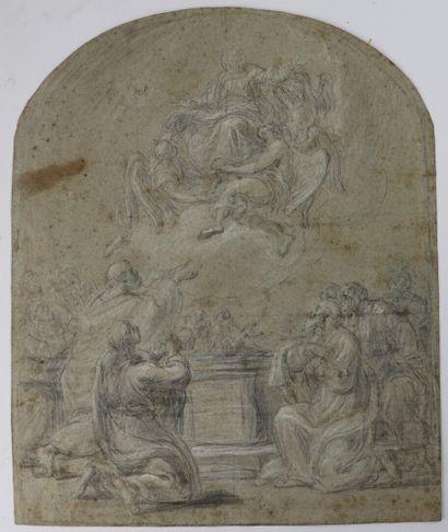Ecole française du XVIIIème siècle  Ascension...