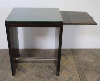 TRAVAIL DES ANNÉES 1930  Table moderrniste...