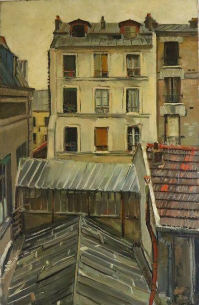 Ecole française du XXème siècle.  Paris,...