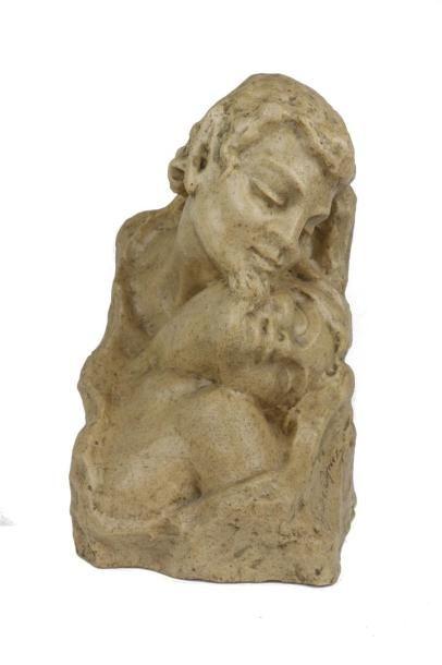 Paul Gaston DEPREZ (Avignon 1872-1941).  Faune...
