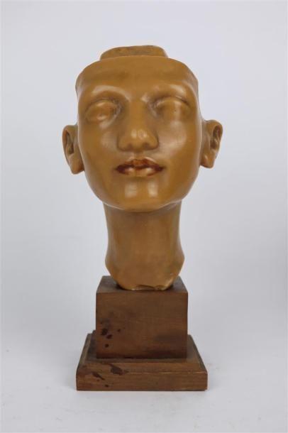 Paul Gaston DEPREZ (Avignon 1872-1941), attribué...
