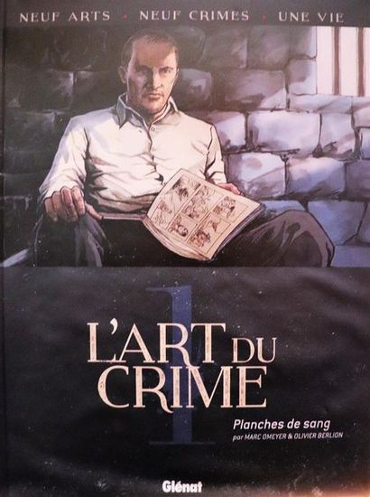 L'Art du Crime.  BERLION, OMEYER, STALNER....