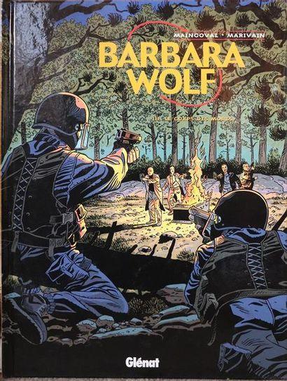 Barbara Wolf.  MARIVAIN et MAINGOVAL.  Ed....