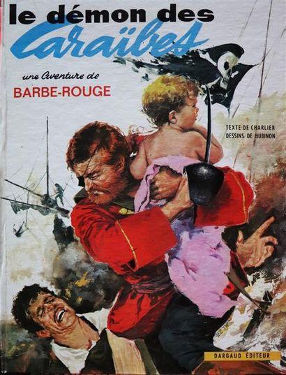 Barbe rouge.  HUBINON et CHARLIER / CHARLIER...