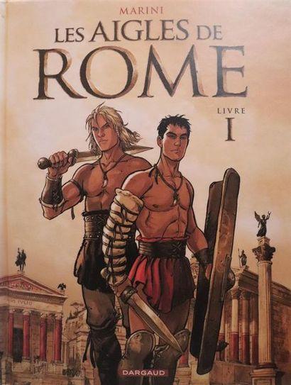 Les Aigles de Rome.  MARINI, Enrico.  Ed....