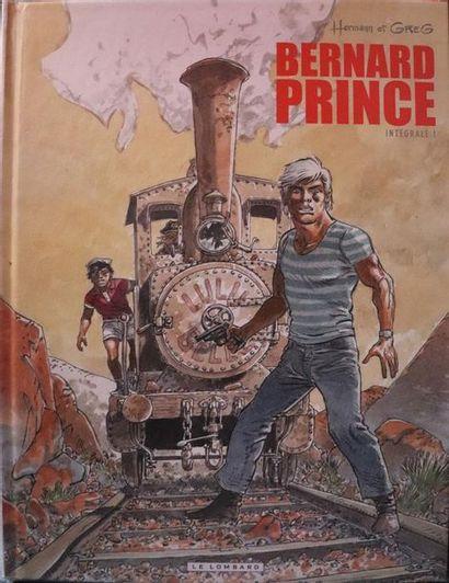 Bernard Prince.  HERMANN, GREG, DANY, AIDANS....
